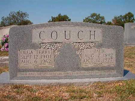 COUCH, OLGA TERRY - Columbia County, Arkansas | OLGA TERRY COUCH - Arkansas Gravestone Photos
