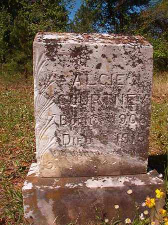 COURTNEY, ALCIE - Columbia County, Arkansas | ALCIE COURTNEY - Arkansas Gravestone Photos