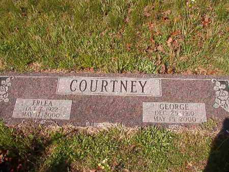 COURTNEY, EREEA - Columbia County, Arkansas | EREEA COURTNEY - Arkansas Gravestone Photos
