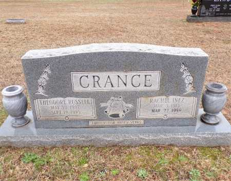 CRANCE, THEODORE RUSSELL - Columbia County, Arkansas | THEODORE RUSSELL CRANCE - Arkansas Gravestone Photos