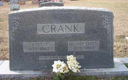 SMITH CRANK, MINNIE - Columbia County, Arkansas | MINNIE SMITH CRANK - Arkansas Gravestone Photos