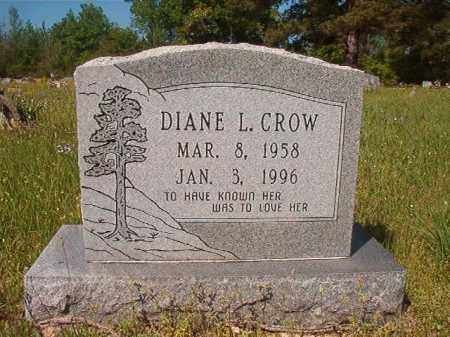 CROW, DIANE L - Columbia County, Arkansas | DIANE L CROW - Arkansas Gravestone Photos