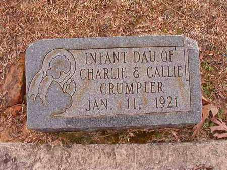 CRUMPLER, INFANT DAUGHTER - Columbia County, Arkansas | INFANT DAUGHTER CRUMPLER - Arkansas Gravestone Photos