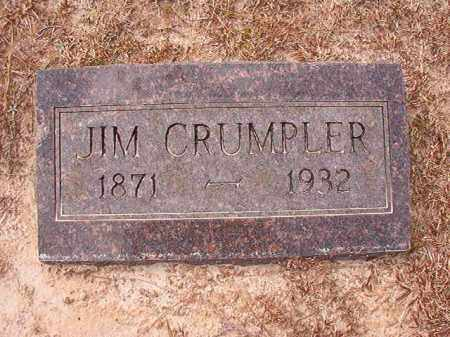 CRUMPLER, JIM - Columbia County, Arkansas | JIM CRUMPLER - Arkansas Gravestone Photos