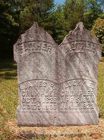 CRUMPLER (OBIT), LOCKY E - Columbia County, Arkansas | LOCKY E CRUMPLER (OBIT) - Arkansas Gravestone Photos