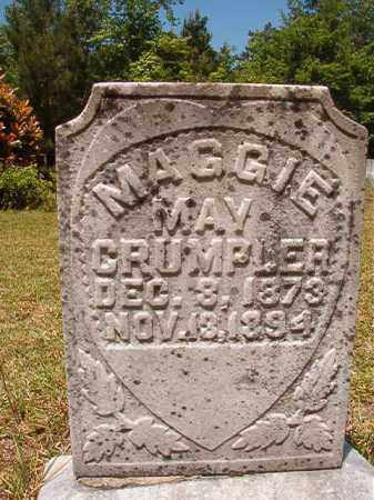 CRUMPLER, MAGGIE MAY - Columbia County, Arkansas | MAGGIE MAY CRUMPLER - Arkansas Gravestone Photos