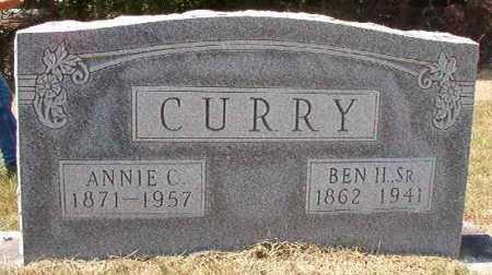 CURRY, ANNIE C - Columbia County, Arkansas | ANNIE C CURRY - Arkansas Gravestone Photos