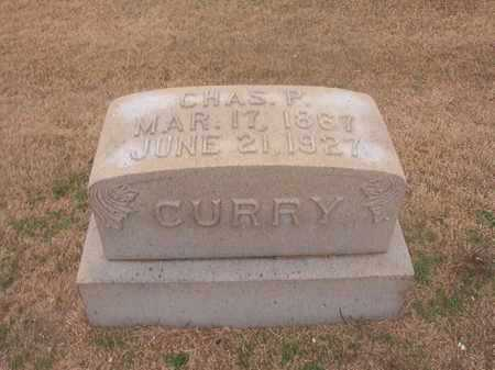 CURRY, CHARLES P - Columbia County, Arkansas | CHARLES P CURRY - Arkansas Gravestone Photos