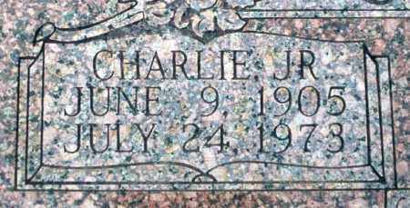 CURRY JR, CHARLIE - Columbia County, Arkansas | CHARLIE CURRY JR - Arkansas Gravestone Photos
