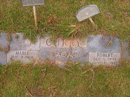 CURRY, ROBERT - Columbia County, Arkansas | ROBERT CURRY - Arkansas Gravestone Photos