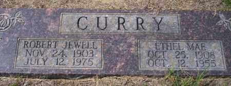 CURRY, ROBERT JEWELL - Columbia County, Arkansas | ROBERT JEWELL CURRY - Arkansas Gravestone Photos