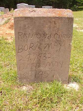 CURRY, RAYMOND - Columbia County, Arkansas | RAYMOND CURRY - Arkansas Gravestone Photos