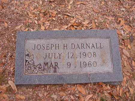DARNALL, JOSEPH H - Columbia County, Arkansas | JOSEPH H DARNALL - Arkansas Gravestone Photos