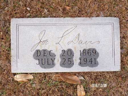 DAVIS, JOE L - Columbia County, Arkansas | JOE L DAVIS - Arkansas Gravestone Photos