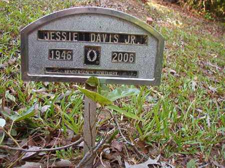 DAVIS, JR, JESSIE - Columbia County, Arkansas | JESSIE DAVIS, JR - Arkansas Gravestone Photos