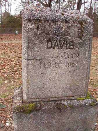 DAVIS, LIZZIE B - Columbia County, Arkansas | LIZZIE B DAVIS - Arkansas Gravestone Photos