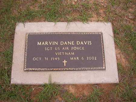 DAVIS (VETERAN VIET), MARVIN DANE - Columbia County, Arkansas | MARVIN DANE DAVIS (VETERAN VIET) - Arkansas Gravestone Photos