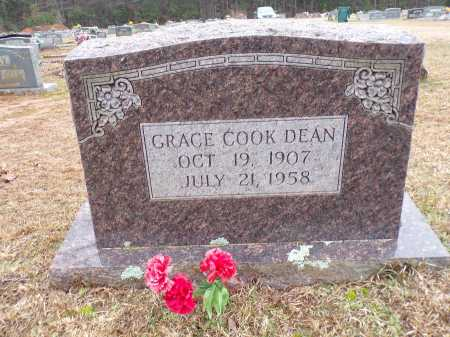 COOK DEAN, GRACE - Columbia County, Arkansas | GRACE COOK DEAN - Arkansas Gravestone Photos