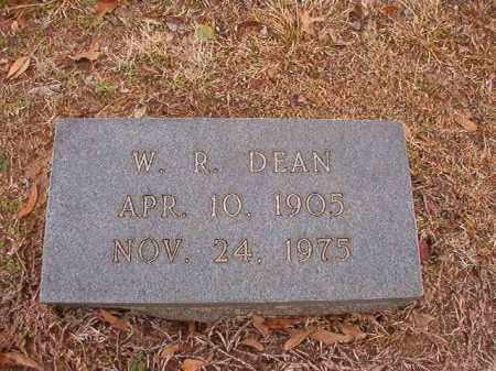 DEAN, W R - Columbia County, Arkansas | W R DEAN - Arkansas Gravestone Photos