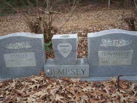 DEMPSEY, HOWARD P - Columbia County, Arkansas | HOWARD P DEMPSEY - Arkansas Gravestone Photos