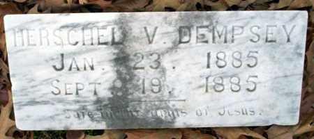DEMPSEY, HERSCHEL V - Columbia County, Arkansas | HERSCHEL V DEMPSEY - Arkansas Gravestone Photos