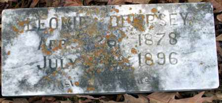 DEMPSEY, LEONIE - Columbia County, Arkansas | LEONIE DEMPSEY - Arkansas Gravestone Photos