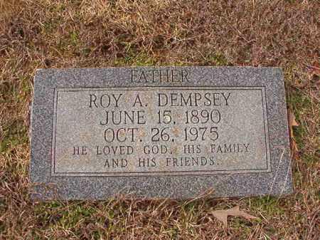 DEMPSEY, ROY A - Columbia County, Arkansas | ROY A DEMPSEY - Arkansas Gravestone Photos