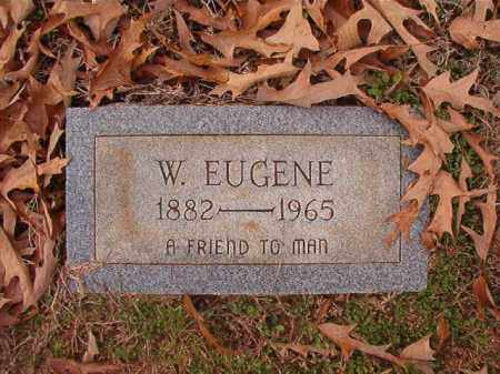 DEMPSEY, W EUGENE - Columbia County, Arkansas | W EUGENE DEMPSEY - Arkansas Gravestone Photos