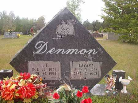 DENMON, J T - Columbia County, Arkansas | J T DENMON - Arkansas Gravestone Photos