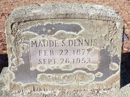 DENNIS, MAUDE S - Columbia County, Arkansas | MAUDE S DENNIS - Arkansas Gravestone Photos