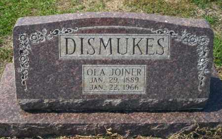DISMUKES, OLA - Columbia County, Arkansas | OLA DISMUKES - Arkansas Gravestone Photos