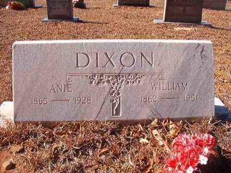 DIXON, ANIE - Columbia County, Arkansas | ANIE DIXON - Arkansas Gravestone Photos