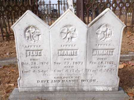 DIXON, FLUE - Columbia County, Arkansas | FLUE DIXON - Arkansas Gravestone Photos