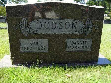 DODSON, BOB - Columbia County, Arkansas | BOB DODSON - Arkansas Gravestone Photos