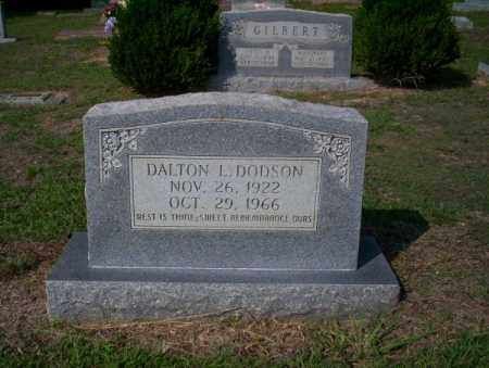 DODSON, DALTON L - Columbia County, Arkansas | DALTON L DODSON - Arkansas Gravestone Photos