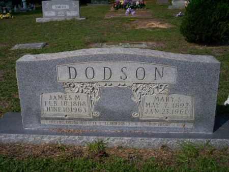 DODSON, MARY S - Columbia County, Arkansas | MARY S DODSON - Arkansas Gravestone Photos