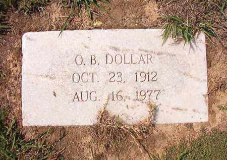 DOLLAR, O B - Columbia County, Arkansas | O B DOLLAR - Arkansas Gravestone Photos