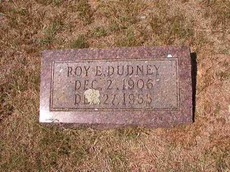 DUDNEY, ROY E - Columbia County, Arkansas | ROY E DUDNEY - Arkansas Gravestone Photos
