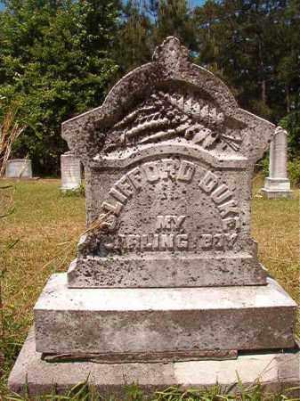 DUKE, CLIFFORD - Columbia County, Arkansas | CLIFFORD DUKE - Arkansas Gravestone Photos