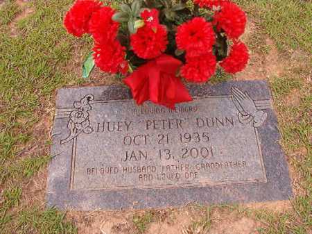 "DUNN, HUEY ""PETER"" - Columbia County, Arkansas 