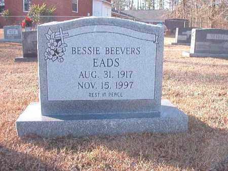EADS, BESSIE - Columbia County, Arkansas | BESSIE EADS - Arkansas Gravestone Photos