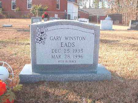 EADS, GARY WINSTON - Columbia County, Arkansas | GARY WINSTON EADS - Arkansas Gravestone Photos