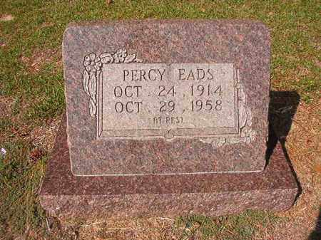 EADS, PERCY - Columbia County, Arkansas | PERCY EADS - Arkansas Gravestone Photos