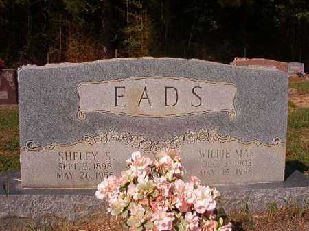 EADS, SHELEY S - Columbia County, Arkansas | SHELEY S EADS - Arkansas Gravestone Photos