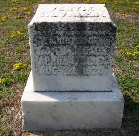 EADS, VERTIE ALAVALENE - Columbia County, Arkansas | VERTIE ALAVALENE EADS - Arkansas Gravestone Photos