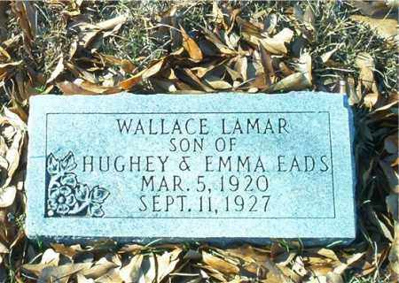 EADS, WALLACE LAMAR - Columbia County, Arkansas | WALLACE LAMAR EADS - Arkansas Gravestone Photos