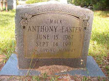 "EASTER, ANTHONY ""MACK"" - Columbia County, Arkansas 