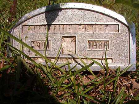 EASTER, ARMANDIE - Columbia County, Arkansas | ARMANDIE EASTER - Arkansas Gravestone Photos