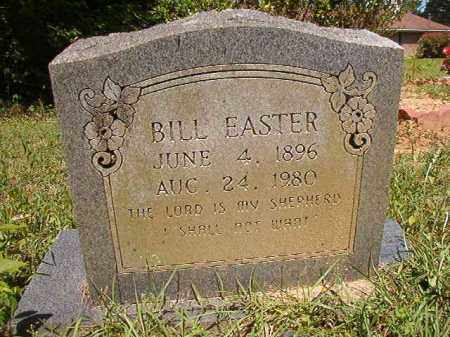 EASTER, BILL - Columbia County, Arkansas   BILL EASTER - Arkansas Gravestone Photos