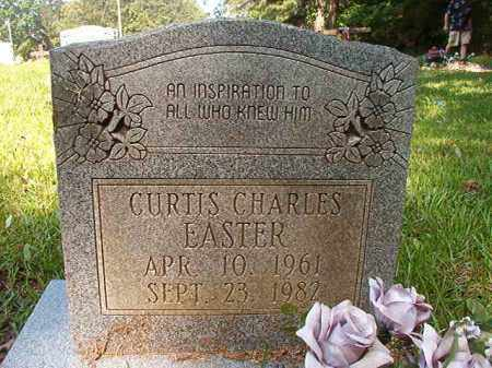 EASTER, CURTIS CHARLES - Columbia County, Arkansas | CURTIS CHARLES EASTER - Arkansas Gravestone Photos
